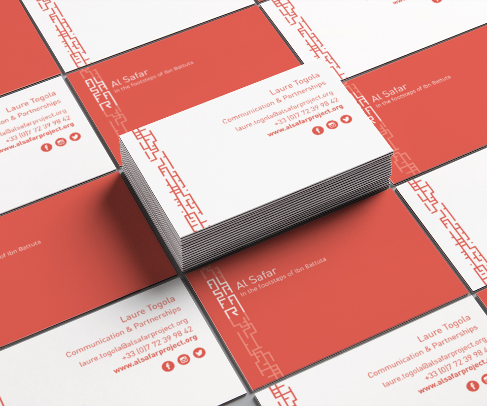 Al-Safar-Epok-design-charte-entete-carte-de-visite