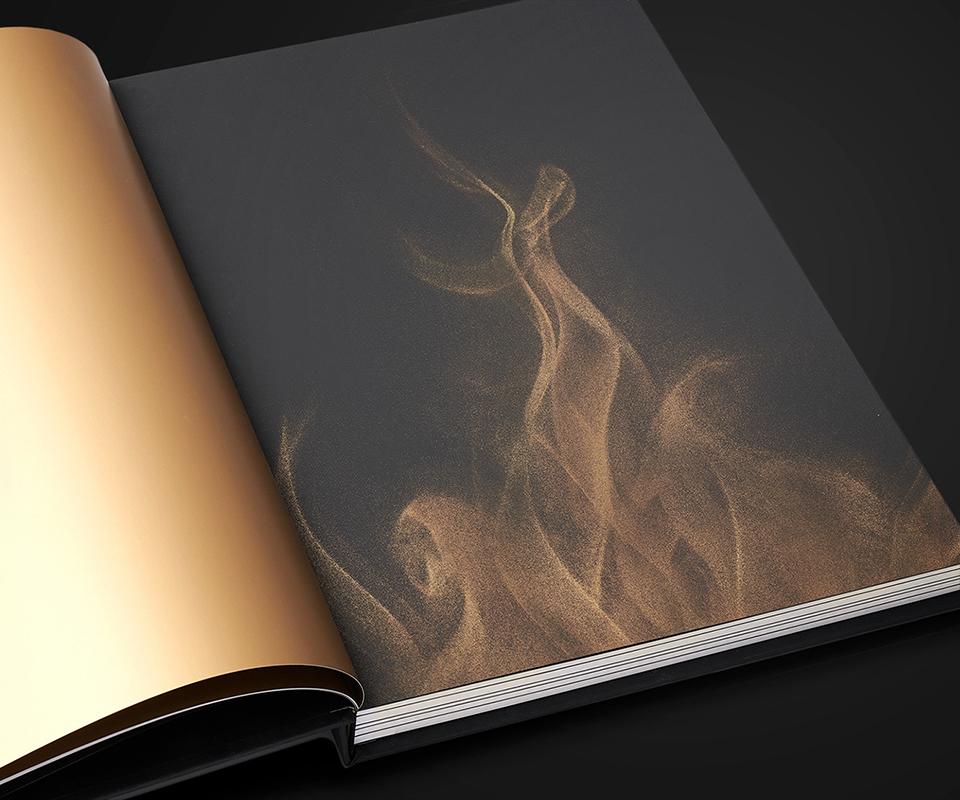 moet-hennesy epok design expérience des sens livre odorat grain