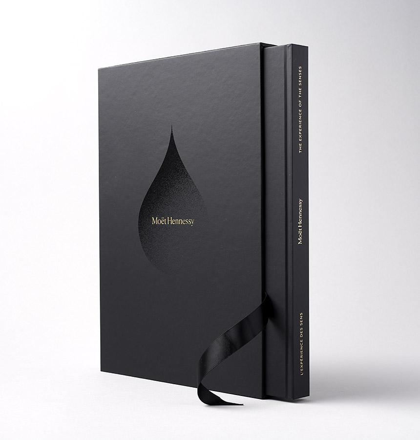 moet-hennessy epok design expérience des sens livre couverture