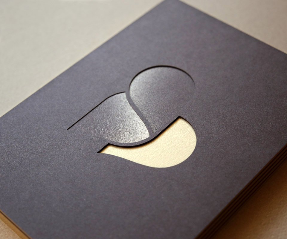 Carte de voeux Epok Design Arjowiggins