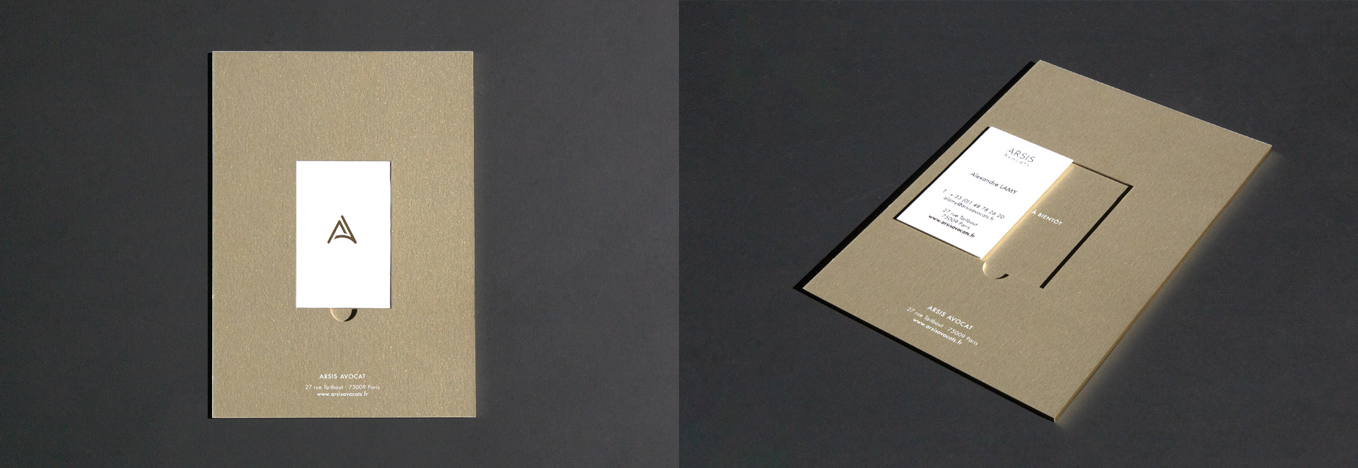 Epok design-carte de voeux-2020-art deco-dos-decoupe